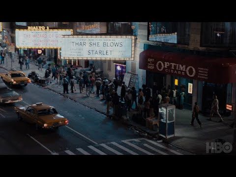 The Deuce (Featurette 'Recreating New York in the '70s')