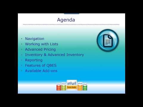 QuickBooks Enterprise Demo - YouTube