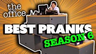 BEST PRANKS (Season 6) - The Office US