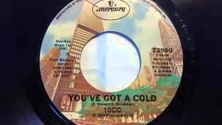 "Why 10cc's explicit tune ""You've Got A Cold"" is a bad mistake that hurts Hope We Get To Love In Time"
