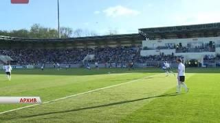 В воскресенье в Великом Новгороде вновь большой футбол