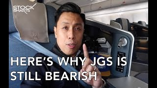 WHY IS JGS BEARISH FOR THE LONG TERM?