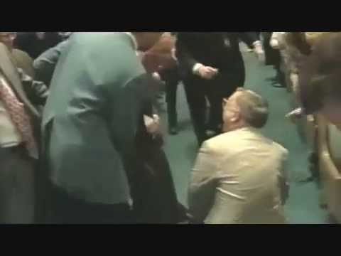 KENNETH HAGIN LAUGHING CHAOS - FUNNY SCAM TV PREACHER
