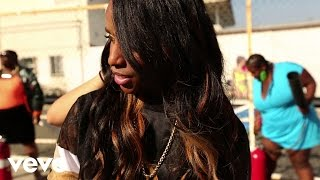 Angel Haze - Echelon (It?s My Way) (Behind The Scenes)