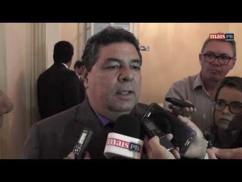 """""""Não sou o único"""", diz Mineral sobre dissidência para apoiar Ricardo na ALPB"""