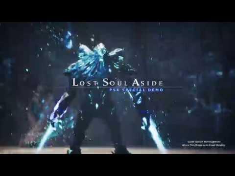 Court extrait de la démo du PlayStation Experience 2017 de Lost Soul Aside