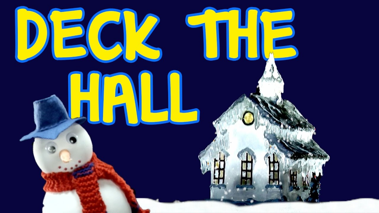DECK THE HALL | BEBÊ MAIS NATAL