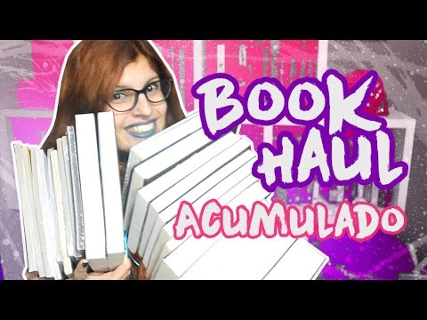BOOK HAUL ACUMULADO #04 | Poison Books