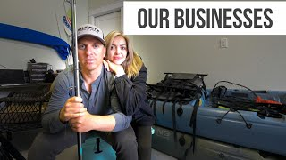 Fishing Entrepreneur - How We Built 3 Fishing Businesses that Make $$