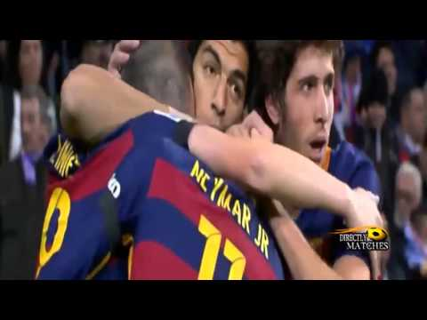 Download Real Madrid Vs Barcelona 0 4 Highlights 2015-11-21 HD Mp4 3GP Video and MP3