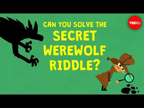 The Werewolf Cure Riddle
