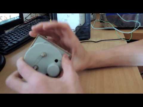 Переделка стрелочного вольтметра под любое напряжение