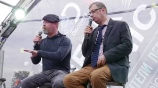 Geek Picnic 2016 - Jamie Hyneman, Mythbusters - Part 6/6 - 4K LX100