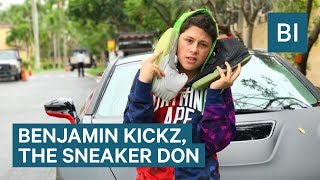 This 18-Year-Old Makes A Fortune Selling Sneakers To Celebrities Like Drake And DJ Khaled