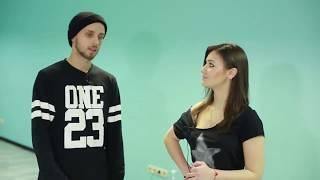 Смотреть онлайн Простой урок по хип-хоп танцам для начинающих