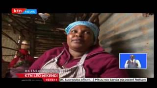 KTN Leo Wikendi: Mwanamke Ngangari tukimwangazia mwanamke Githurai anayewalisha watoto wasiojiweza