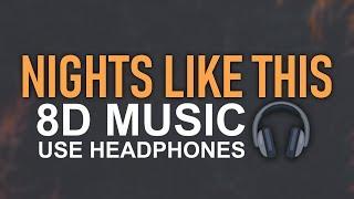 Kehlani   Nights Like This (8D Audio) 🎧 Ft. Ty Dolla $ign