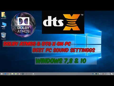 How To Install DTS Sound Unbound Official App For Free Windows 10
