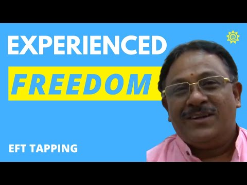 Experienced a lot of freedom with EFT Tapping @ Vitality Living ...