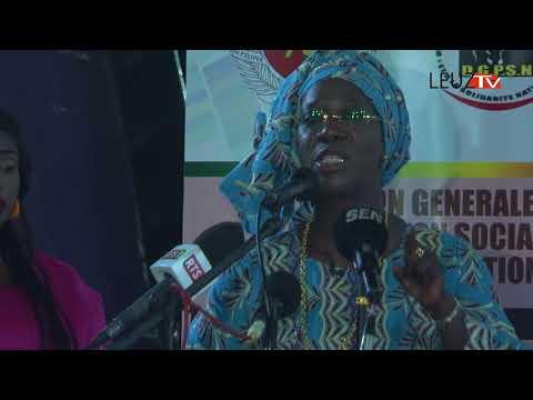 Dakar se mobilise pour les bourses familiales
