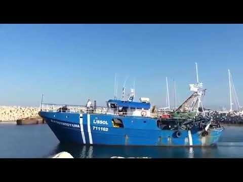 Ένοπλοι Τούρκοι κατέλαβαν Κυπριακό αλιευτικό