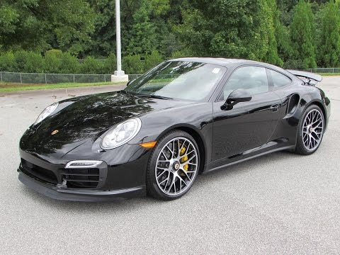 2015 Porsche 911 Turbo S Start Up, Exhaust, and In Depth Review