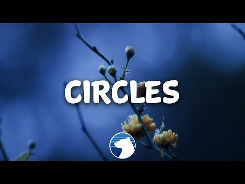 Post Malone - Circles (Clean - Lyrics)