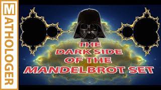 The dark side of the Mandelbrot set