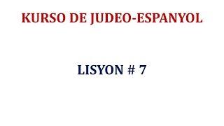 Lisyon -7