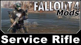 Fallout 4 Mods - Service Rifle