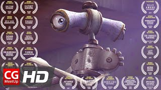 """CGI Animated Short Film: """"Corky"""" by Ty Primosch and K-J Mathieson   CGMeetup"""