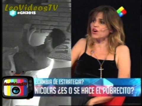 Nicolas elige el papel de Victima GH 2015 #GH2015 #GranHermano