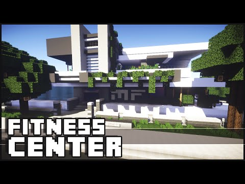 craft recreation center mammoth fitness minecraft project 1624