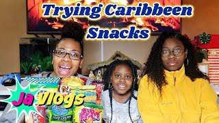 Download Youtube: Americans Try Caribbean Snacks | Tasty Island Crate