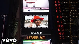 Where Ya At (Sony's #FirstViewLive Times Square Billboard World Premiere)