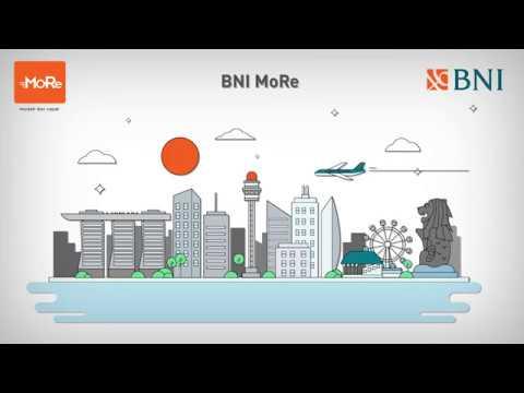 BNI Singapore Mobile Remittance