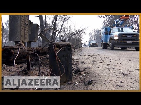 🇺🇸 🔥 Eight people killed as California wildfire spreads |Al Jazeera English