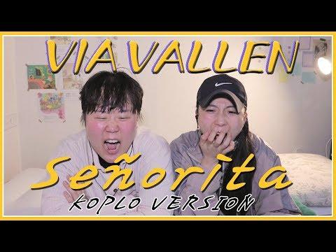 """[REAKSI] JEESUN ORANG KOREA """"Via Vallen - Senorita Koplo Cover Version"""" [SUB : IDN,KOR]"""