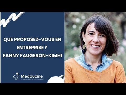 Que proposez-vous en ENTREPRISE ? Fanny FAUGERON-KIMHI