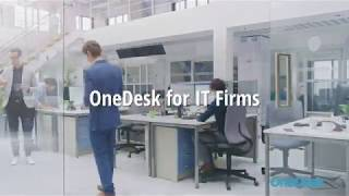 OneDesk for IT Firms