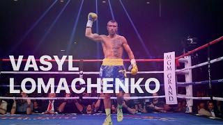 Vasyl Lomachenko Highlights - The Magician