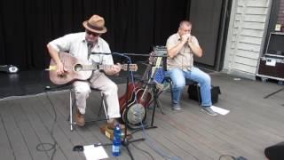 Video Retro Blues na Festivalu V Ulicích Ostrava 2016