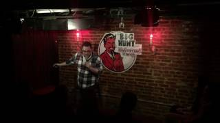 Andrew Cook Stand Up 5/4/17