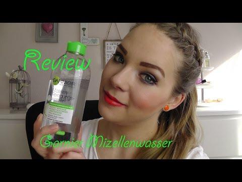 [Review] Garnier Mizellenwasser - Mischhaut | Mareikes_Beautystories