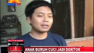 ANAK BURUH CUCI  JADI DOKTOR