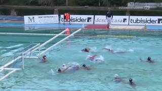 preview picture of video 'Pallanuoto Femminile A1 - Città di Cosenza Tubisider Vs. Firenze Pallanuoto - 29/11/2014'