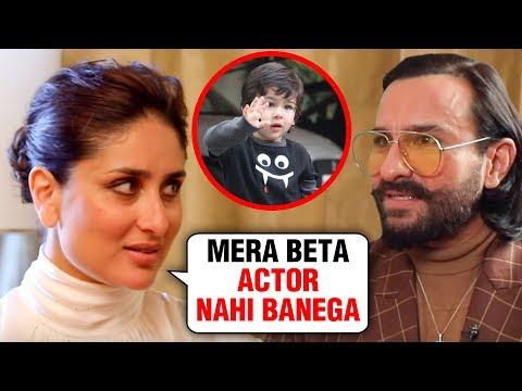 Kareena Kapoors SHOCKING Reaction On Son Taimurs B