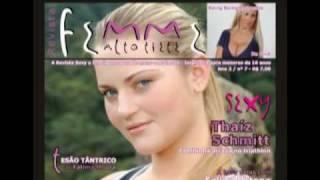 Video Clipe Da 7° Edição Da Revista Femme.