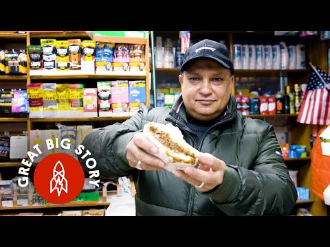 The Real New Yorker's Sandwich