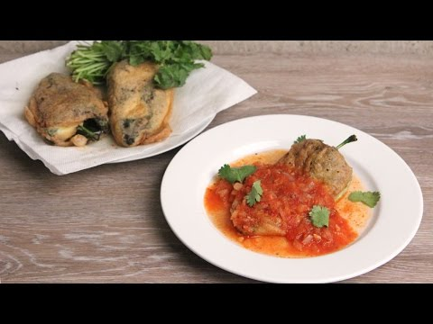 Chiles Rellenos Recipe   Episode 1086